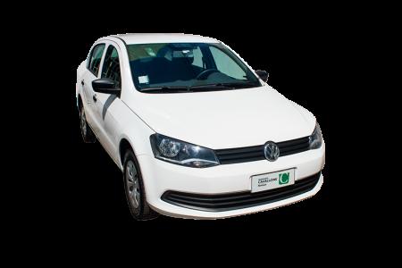 auto-volkswagen-blanco